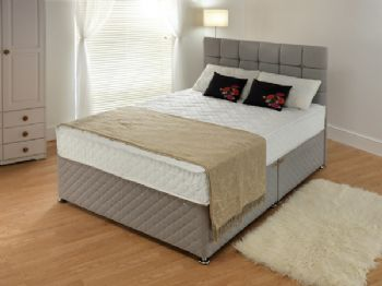 Reflex Foam Mattress 2000 with Pocket Springs